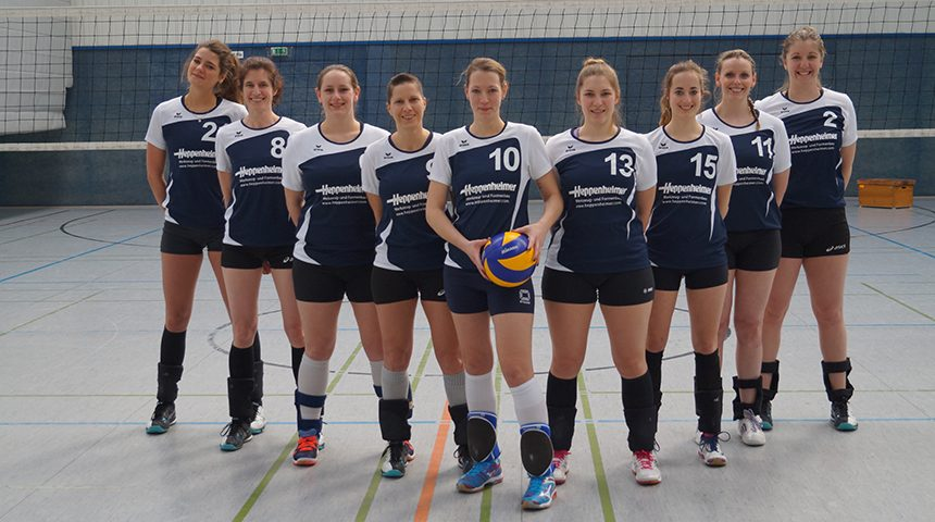 Volleyball-Damen des TV Zeilhard
