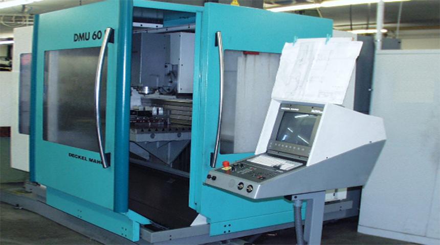 Fräsmaschine DMU 60 E