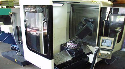 Fräsmaschine DMU 80 P duoBlock