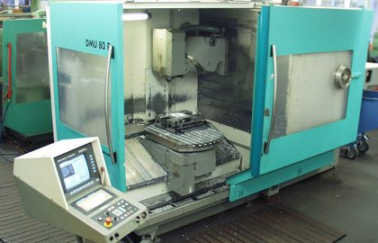 Fräsmaschine DMU 80 P