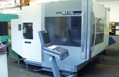 Fräsmaschine DMU 80 P hi-dyn