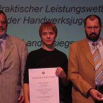 Ausbildung bei der Fa. Heppenheimer