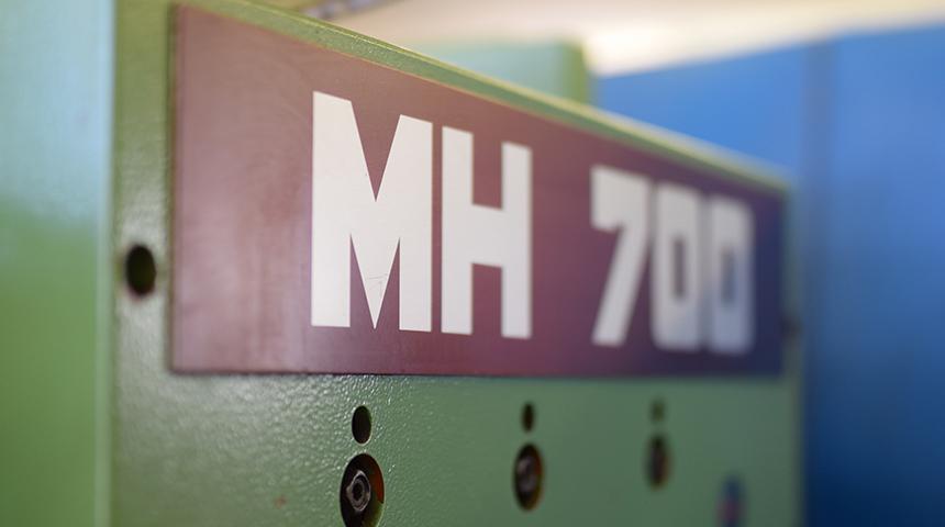 MAHO Fräsmaschinen 700 P