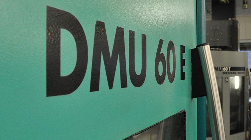 MAHO Universal – Fräs- und Bohrmaschine DMU 60 E