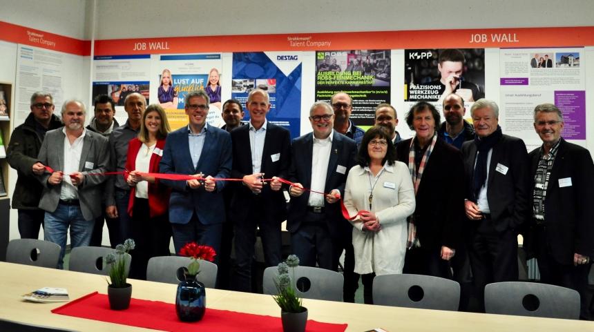 Eröffnung Talent Company MPS Gadernheim