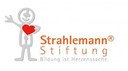 Logo Strahlemann-Stiftung